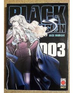 Black Lagoon n. 3 di Rei Hiroe - PRIMA EDIZIONE ed. Planet Manga