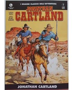 JONATHAN CARTLAND 1 DI HERLE, BLANC-DUMONT ED. COSMO COLOR -50% FU12