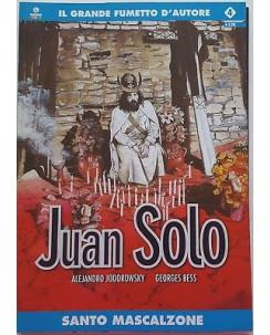 JUAN SOLO 4 DI JODOROWSKY, BESS ED. COSMO COLOR -50% FU12