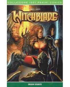 100% Panini Comics Witchblade :origini segrete ed.Panini OFFERTA sconto 50% FU11