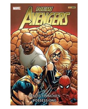 100% Marvel Best NEW AVENGERS possessione ed.Panini Comics NUOVO sconto 40%
