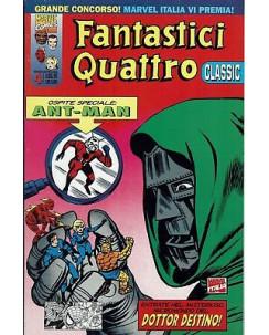 Fantastici Quattro Classic 4 di Kirby e Kubert ed.Marvel Comics