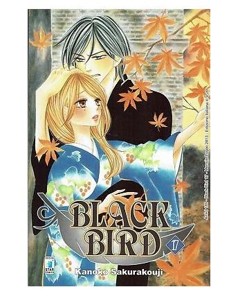 Black Bird 17 di Kanoko Sakurakouji - Star Comics