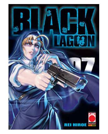 Black Lagoon n. 7 di Rei Hiroe - Ristampa ed. Planet Manga
