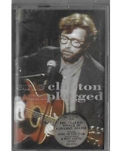 Musicassetta 002 Eric Clapton: Unplugged - 9362-45024-4 1992