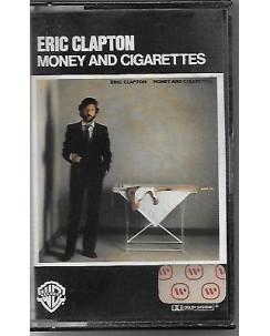 Musicassetta 003 Eric Clapton: Money and cigarettes - 92 3773-4 1983