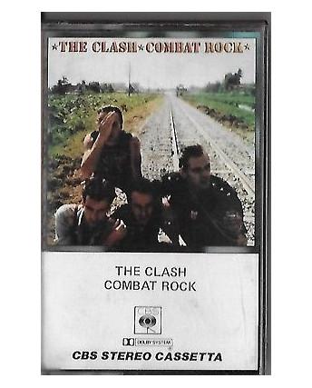 Musicassetta 005 The Clash: Combat rock - 40 CBS 85570 1985