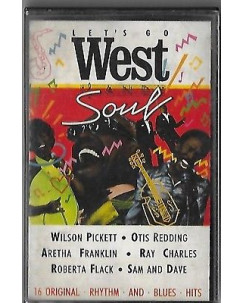 Musicassetta 006 Let's go west and soul - WEA 24 1070-4 1986
