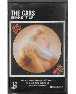 Musicassetta 007 The Cars: Shake it up - Elektra W 452330 1981