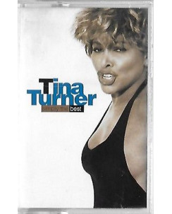 Musicassetta 008 Tina Turner: Simply the best - Capitol 7966304 pm 436 1991