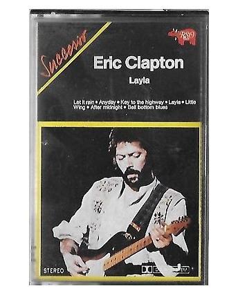 Musicassetta 009 Eric Clapton: Layla - RSO 3215 056 1970