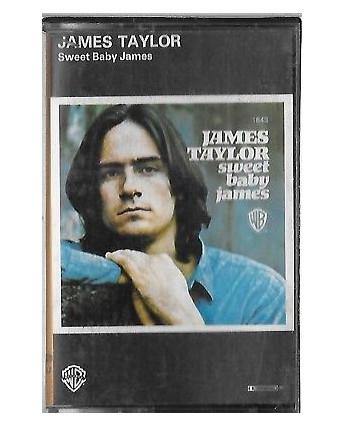 Musicassetta 010 James Taylor: Sweet baby James - WB WE 451 K446 0433 1970