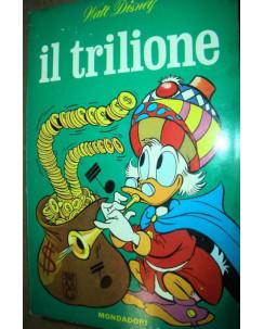 Classici Disney Prima serie il Trilione  BOLLINI (B)