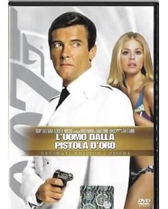 007 L'Uomo dalla Pistola d'Oro con Roger Moore - Ultimate Edition 2 DVD Fabbri