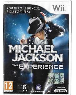 Videogioco per Nintendo Wii: Michael Jackson The Experience 12+ Ubisoft