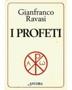 Gianfraco Ravasi:i profeti ed.Ancora NUOVO sconto 50% B46