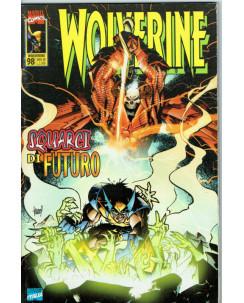 Wolverine n. 98 ed.Marvel Italia
