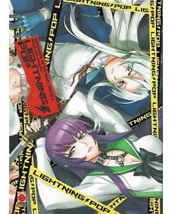 High School of the Dead e Triage X Lightning Pop di S.Sato ed.Panini