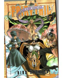 Fairy Tail  7 di Hiro MAshima ed.Star Comics