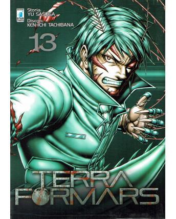Terra Formars  13 ed Star Comics sconto 30%