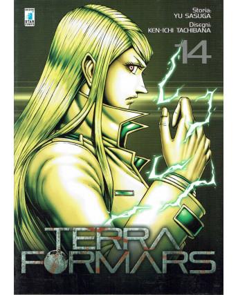 Terra Formars  14 ed Star Comics sconto 30%