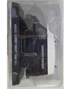 IVECO TURBO DAILY 1992 E.I.Carabinieri Die Cast 1:43 scatola De Agostini