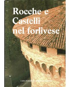 Rocche e Castelli nel forlivese ed.Cassa rurale di Forlì FF07