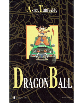 DRAGON BALL BOOK EDITION n.13 con sovracopertina di A.Toriyama, ed.STAR COMICS