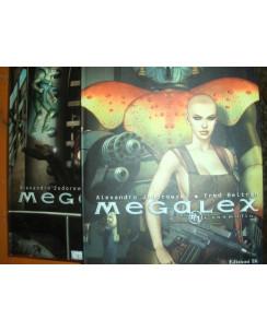 Megalex 1 e 2 CARTONATO ed.DI Jodorowsky e Beltran -50% FU03