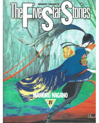 Top Five Star Stories IV di M.Nagano ed.Flashbook NUOVO sconto 50%