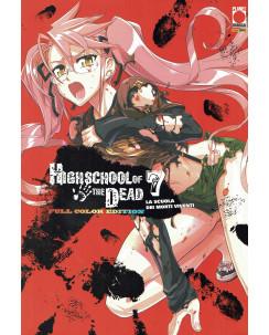 Highschool of the Dead  7 la scuola dei morti FULLCOLOR ed.Panini
