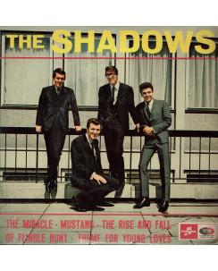 45 GIRI 0040 The Shadown:The Miracle/Mustang Columbia SEMQ 281 Italy