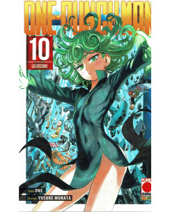 ONE-PUNCH MAN 10 prima edizione di One/Murata ed.Panini