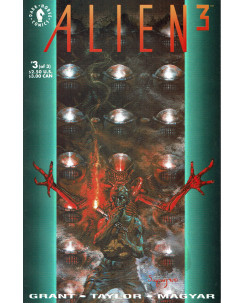 Alien 3 n. 3 Jul 92 ed.Dark Horse Lingua originale OL11