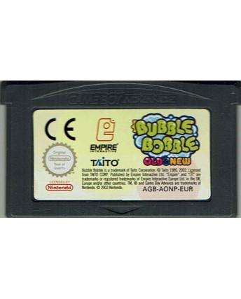 Bubble Bobble Old e New senza custodia per Game Boy Advance ed.Nintendo