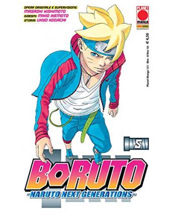 Boruto Naruto Next generation  5 di Masashi Kishimoto NUOVO ed. PANINI