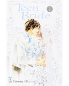 Teen Bride  5 di Kanan Minami ed.Star Comics NUOVO