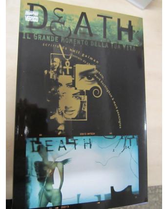 Death di Neil Gaiman volume cartonato OFFERTA sconto + del 50% ed.Magic Press