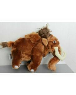 L'Era Glaciale 2: Peluche Manny Mammut 25cm Gd47
