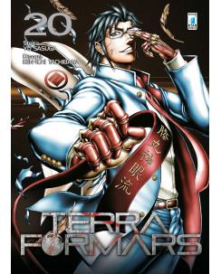 Terra Formars 20 di Yu Sasuga, Ken-Ichi Tachibana ed Star Comics NUOVO