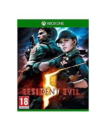 Videogioco per XBOX One: Resident evil 5 Capcom 18+ ITA