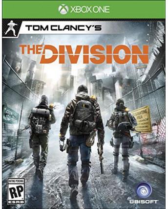 Videogioco per XBOX One: Tom Clancy's the Division 18+ ITA