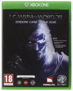 Videogioco per XBOX One: l'ombra di Mordor ed.Game of the Year 18+ ITA