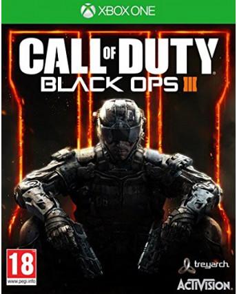 Videogioco per XBOX One: Call of Duty Black Ops III 18+ ITA
