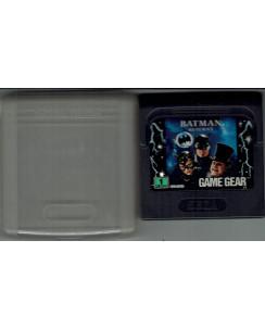 Videogioco GAME GEAR Sega : Batman Returns no BOX no libretto