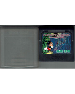 Videogioco GAME GEAR Sega : Castle of Illusion no BOX no libretto