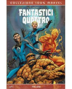 100% Marvel Fantastici Quattro the end di Alan Davis ed.Panini NUOVO SU08