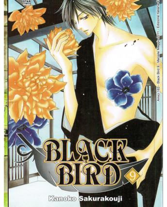 Black Bird  9 di Kanoko Sakurakouji - Star Comics