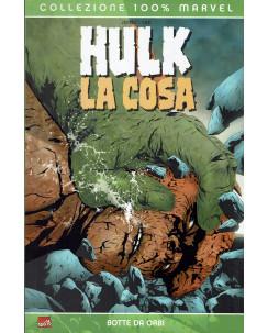 100% Marvel Hulk la Cosa botte da orbi ed.Panini NUOVO SU08