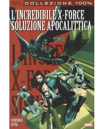 100% Best l'incredibile X Force soluzione apocalittica ed.Panini NUOVO SU09